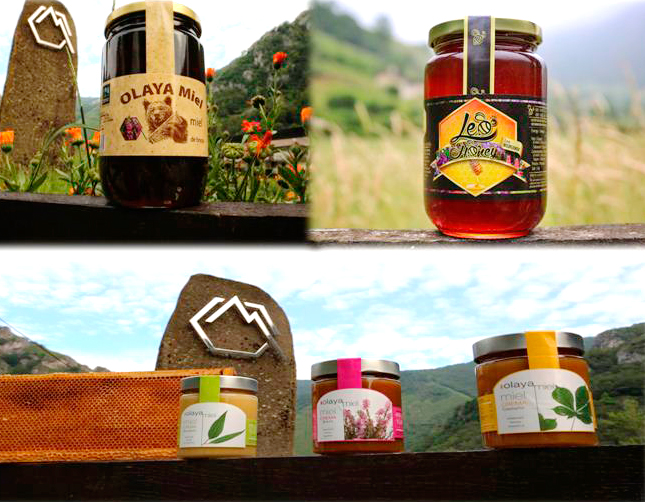 Olaya miel ( Liquida y Crema )