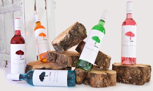 vinos de colores bodega Santa Margarita