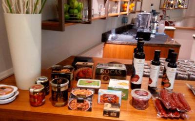 Presentación de productos en Louvre Café (City of Dreams – Macao)